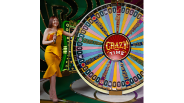 Live Game Shows at 22Bet Casino
