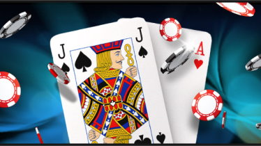 Play against a live dealer