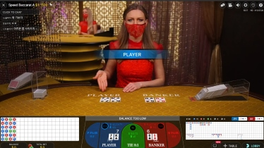 Enjoy Different Variants of Live Baccarat at Betway Casino
