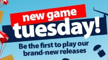 New Game Tuesday Promotion from BGO Casino
