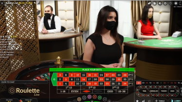Native Live Roulette Tables at Casino-X