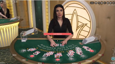 More than 90 Live Blackjack Tables at Casino-X