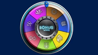 JackpotCity Casino Wheel Bonus