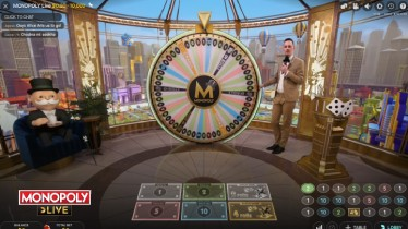 LuckLand Casino Live Gameshows