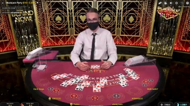 A Great Choice of Live Blackjack at Lucky Niki Casino