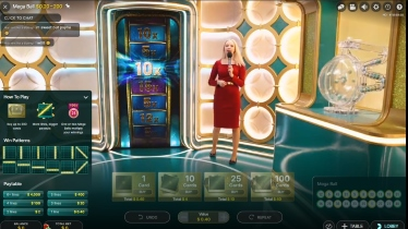 The Lucky Niki Live Casino Features a Range of Gameshows