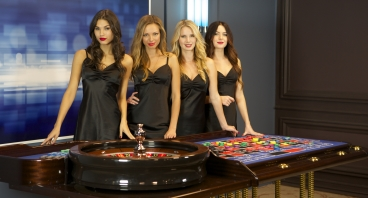 Live Roulette at Mansion Casino