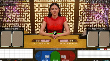 NetBet  Live Baccarat by Evolution Gaming
