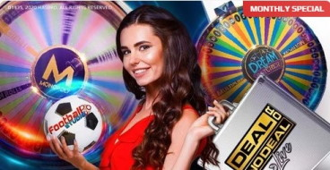 NetBet Casino Monthly Promotion