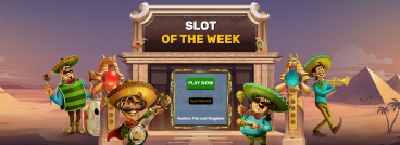 Play the slot of the week and climb the leaderboard