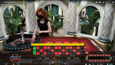 Live Roulette Tables at Ruby Fortune Casino
