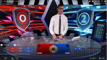 Live Gameshows from Evolution at Ruby Fortune Casino