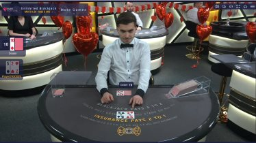 A Massive Choice of Live Blackjack at Ruby Fortune Casino
