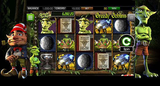 Greedy Goblins in game preview 1