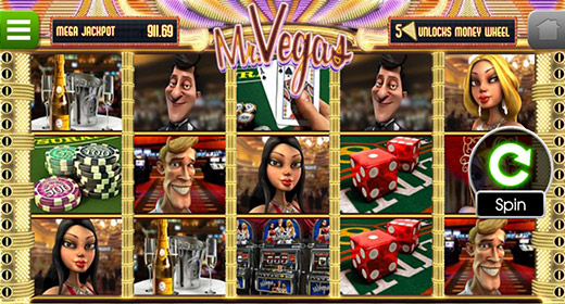 Mr Vegas in game preview 1