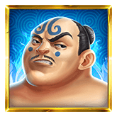 Legandary Sumo Payout Table - symbol Blue Sumo