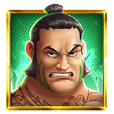 Legandary Sumo Payout Table - symbol Green Sumo
