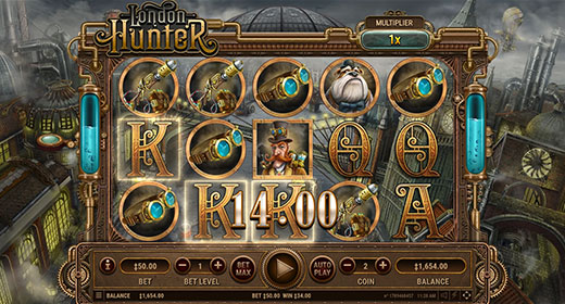 London Hunter game preview