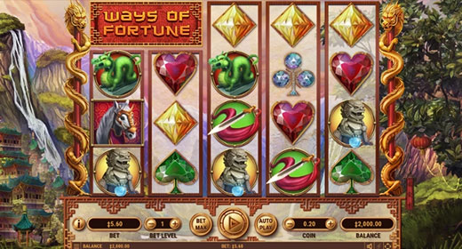 Ways of Fortune game picture