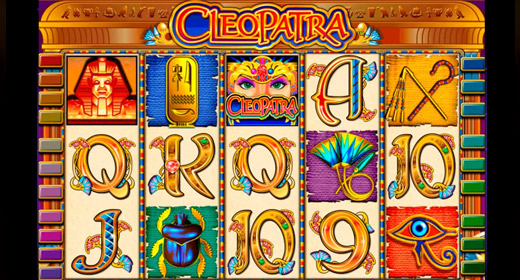 IGT's Cleopatra game preview