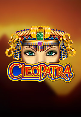 Cleopatra by IGT game poster