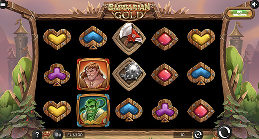Barbarian Gold game preview