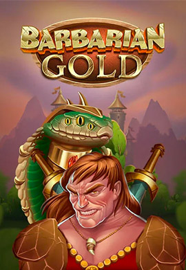 Barbarian Gold poster