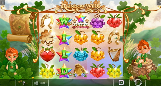Rainbow Wilds In-Game