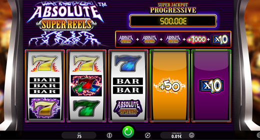 Absolute Super Reels game preview 1