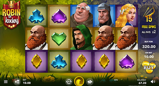 Robin of Loxley game preview 1