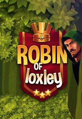 Robin of Loxley game poster