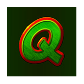 Monkey Mayhem payout table - symbol Q