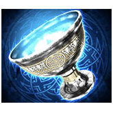 Avalon II - Payout table - symbol Goblet