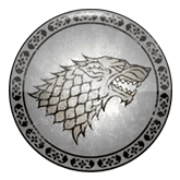 Game of Thrones Slot Payout Table - symbol Stark