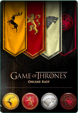 Game of Thrones game poster