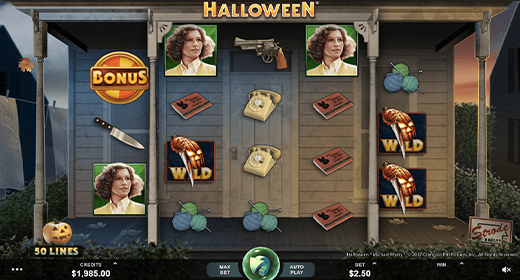 Halloween in game preview