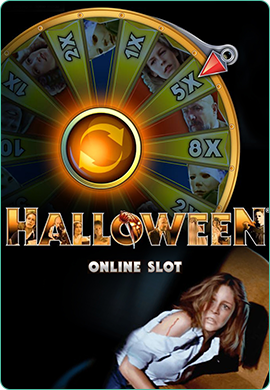 Halloween game poster