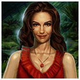 Immortal Romance Payout Table - symbol Lady in Red