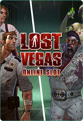Lost Vegas by Microgaming Poster