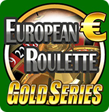 European Roulette Gold Microgaming Poster