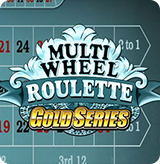 Multi-Wheel Roulette Gold game poster