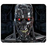 Terminator 2 - Payout table - symbol T 800