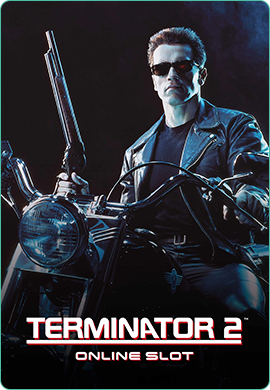Terminator 2 by Microgaming Poster