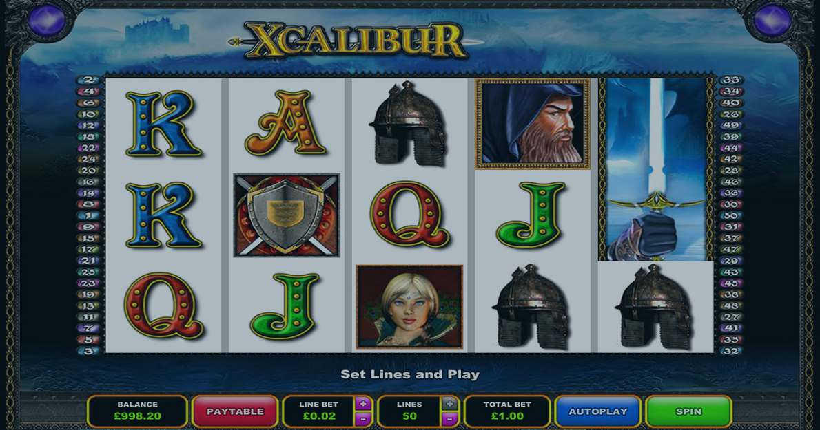 Play Xcalibur demo version for free