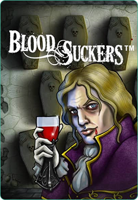 Blood Suckers slots poster