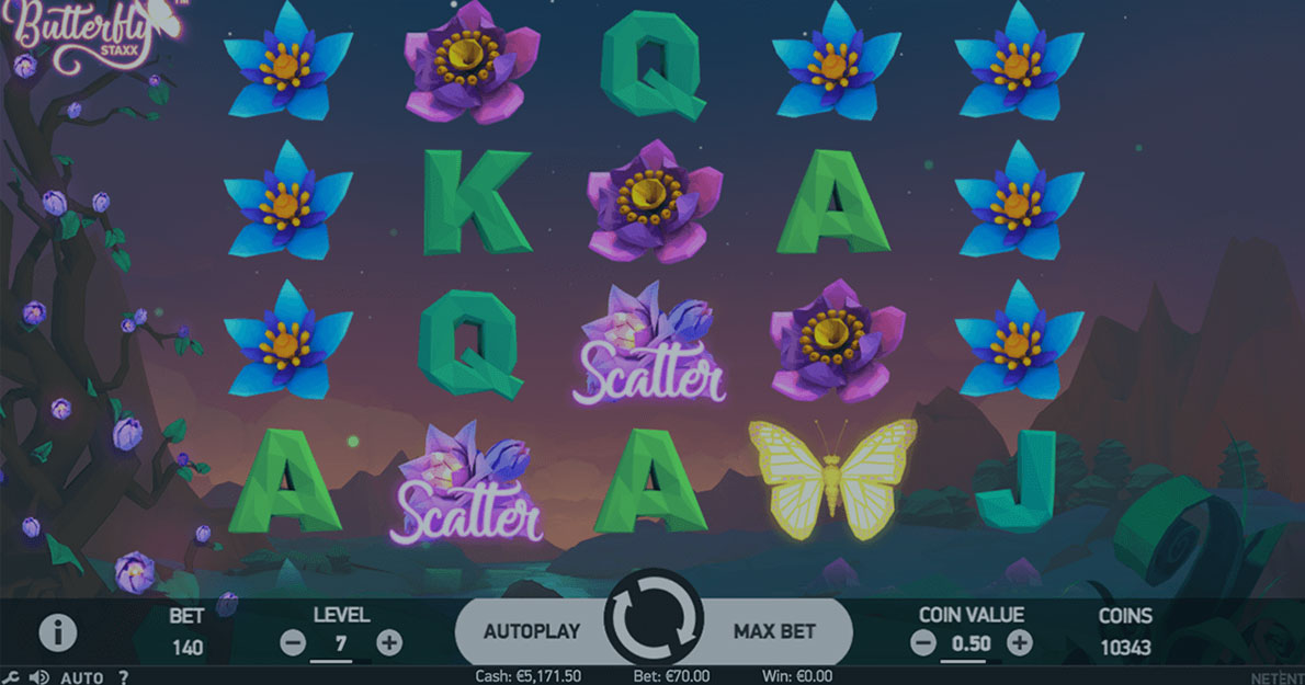 Butterfly Staxx Game Demo