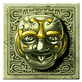 Gonzo's Quest payout table - Green Symbol