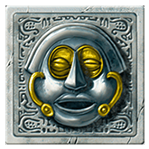 Gonzo's Quest payout table - Grey Symbol