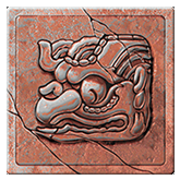 Gonzo's Quest payout table - Red Symbol