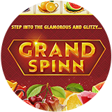 Grand Spinn slot Logo